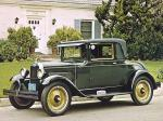 Chevrolet Superior Coupe 1926 года